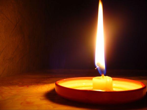 свечи приметы
