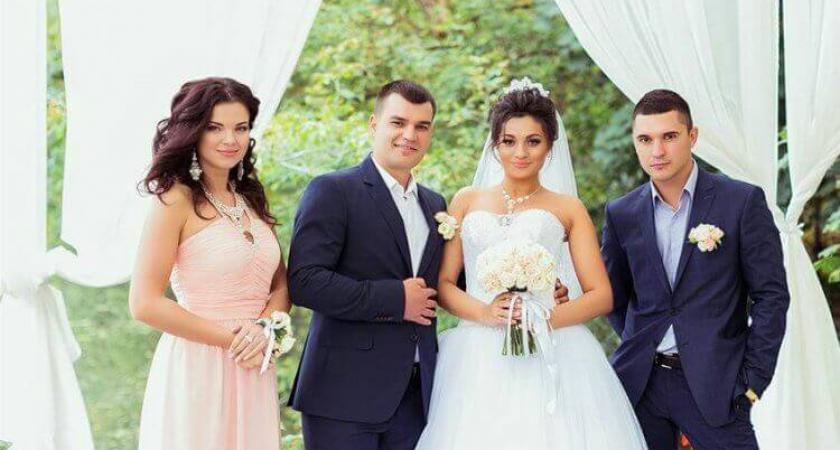 можно ли паре быть свидетелями на свадьбе