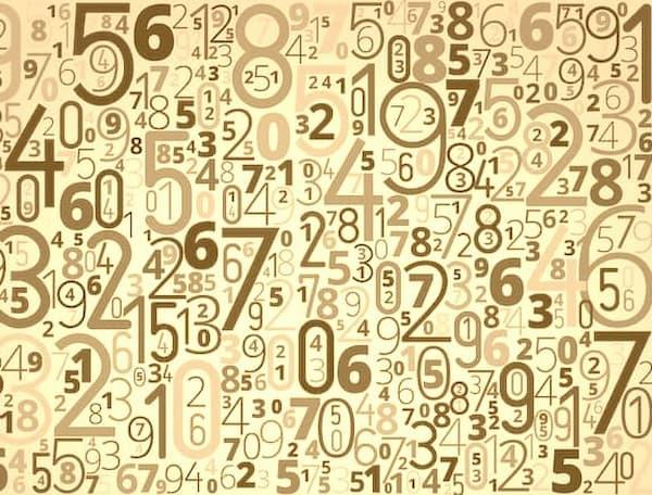 приметы и числа