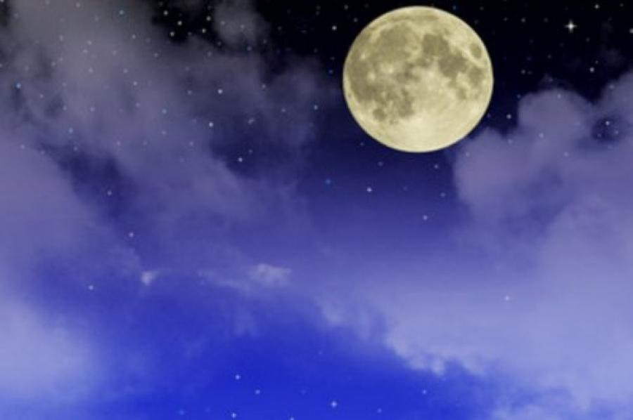 заговоры на полную Луну