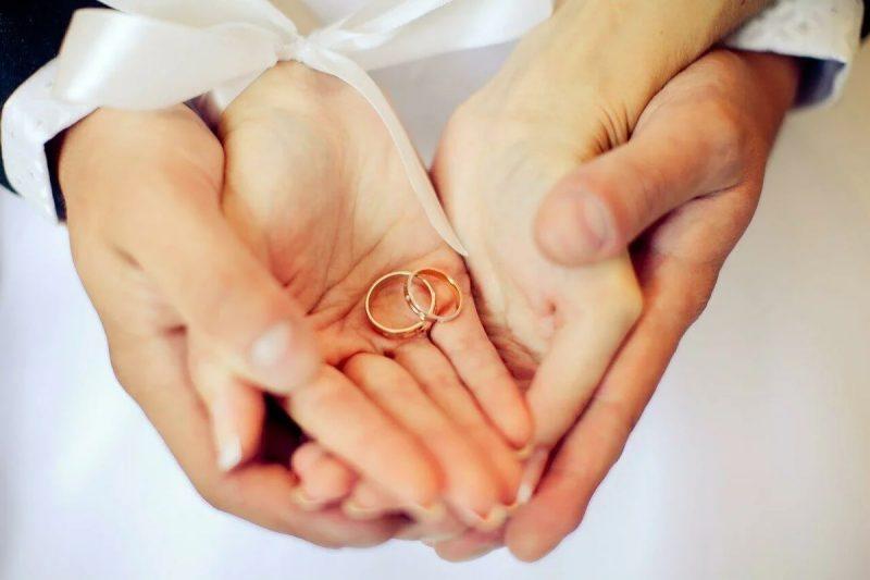 на какой палец одевают помолвочное кольцо