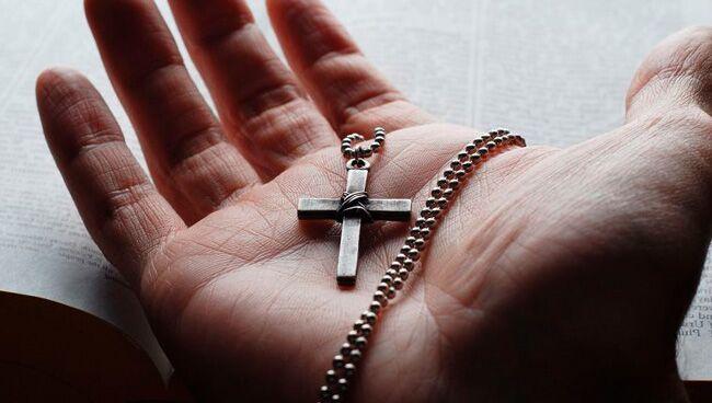 примета потерять крестик