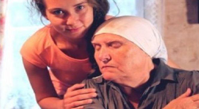 внучка слепой бабы нины