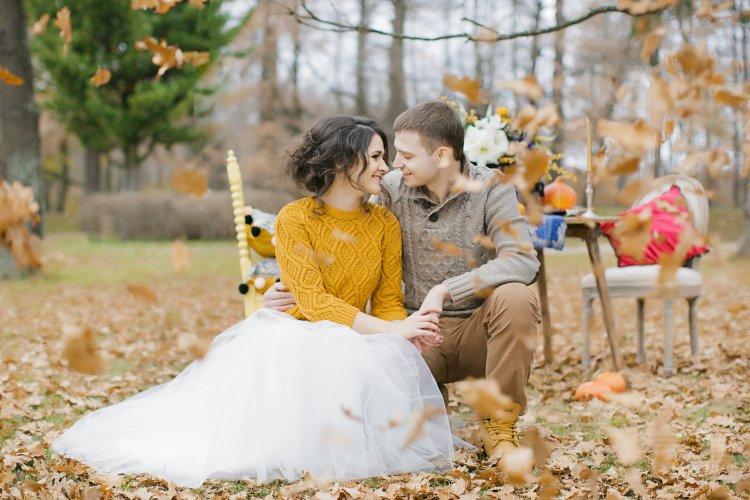 жениться в ноябре приметы